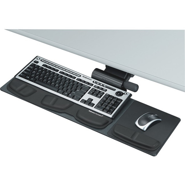 Fellowes Professional Series Compact Keyboard Tray - 8018001