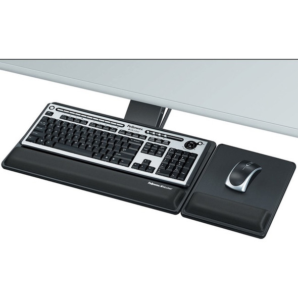 Fellowes Designer Suites Premium Keyboard Tray - 8017901