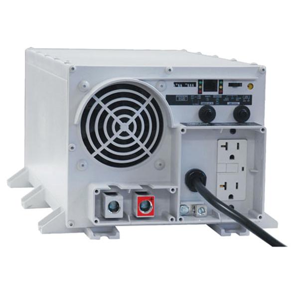Tripp Lite 120V Inverter / Charger 2000W for Utility/Work Truck 12VDC 2-NEMA 5-15R GFCI - UT2012UL