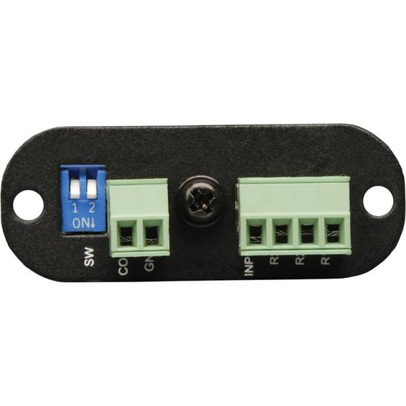 Tripp Lite UPS Internal Contact Closure Management Accessory Card 3 Relay I/O Mini-Module - RELAYIOMINI