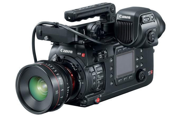 Canon EOS C700 EF Mount Digital Cinema Camera Kit