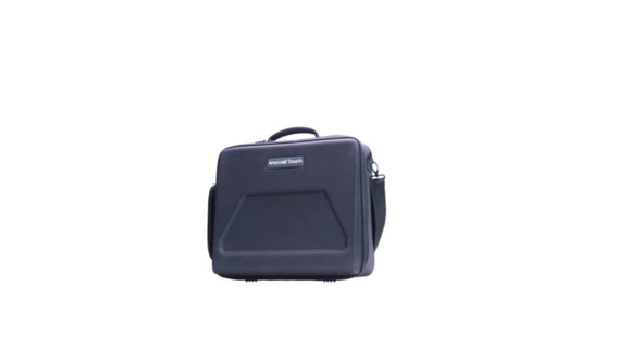 Sony LCAWS750GT - Shoulder bag - nylon, molded EVA foam - for Anycast Touch AWS-750