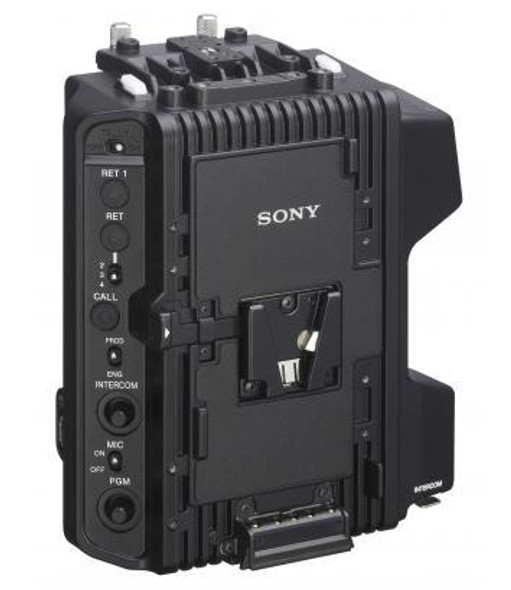 Sony CA-FB70 - Optical fiber cable adapter - for XDCAM PMW-400, PXW-X320, PXW-X400, PXW-X500, PXW-Z450, XDCAM EX PMW-320, PMW-350