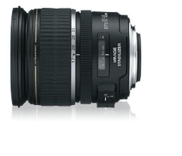 Canon EF-S 17-55 f/2.8 IS USM Standard Zoom Lens