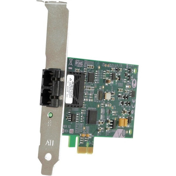 Allied Telesis AT-2711FX Fast Ethernet Fiber Network Interface Card - AT-2711FX/SC-901