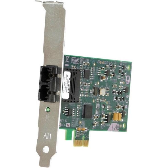 Allied Telesis AT-2711FX Fast Ethernet Fiber Network Interface Card - AT-2711FX/ST-901