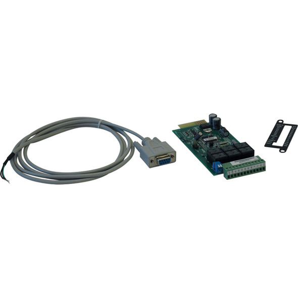 Tripp Lite Programmable Relay I/O Card Online & Smart UPS Systems - RELAYIOCARD