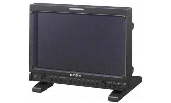 """Sony LUMA LMD-941W - LCD display - color - 9"""" - High Definition"""