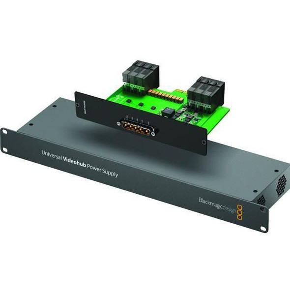 Blackmagic Design VHUBUV/POWSUP800 Universal Videohub Power Supply