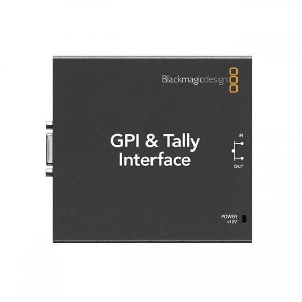 Blackmagic Design SWTALGPI8 GPI & Talley Interface