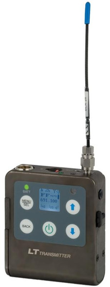 Lectrosonics Compact UHF body pack wireless transmitter (A1: 470 to 537 MHz)