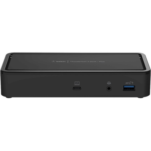 Belkin Thunderbolt 3 Dock Plus - F4U109TT