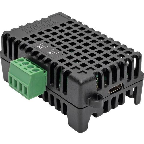 Tripp Lite Environmental Sensor w/ Temperature Monitoring & Digital Outputs - E2MTDO