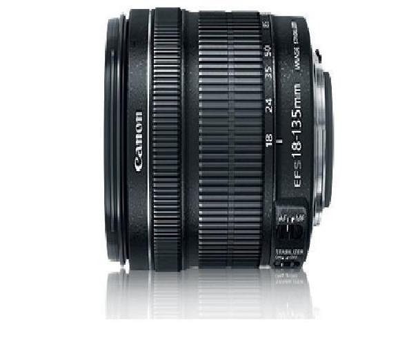 Canon EF-S 18-135mm f/3.5-5.6 IS STM Standard Zoom Lens