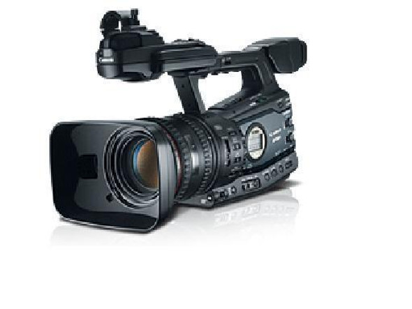Canon XF300 2.37MP HD Professional Camcorder (50Mbps MPEG-2 4:2:2 Recording)
