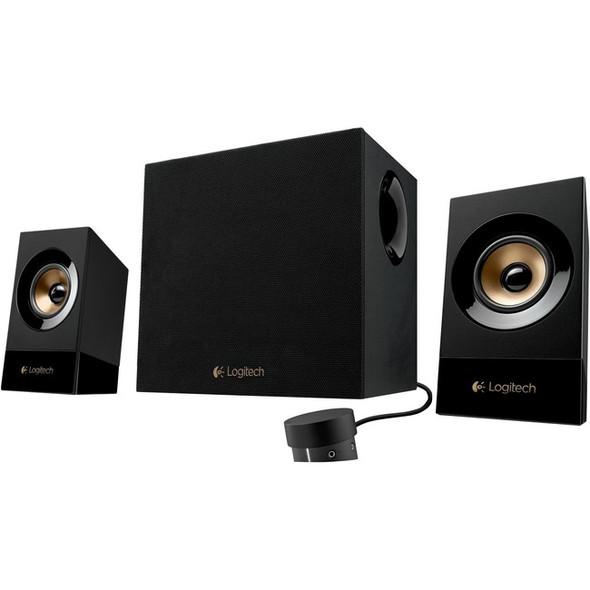 Logitech Z533 2.1 Speaker System - 60 W RMS - 980-001053