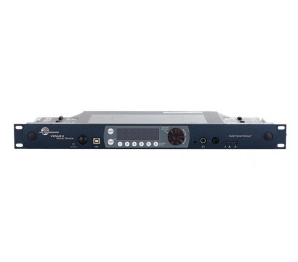 Lectrosonics Venue 2 Six-Channel Modular Receiver (537.600 to 767.975 MHz)