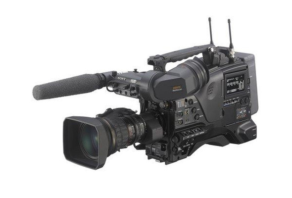 Sony XDCAM PDW-850 - Camcorder - 1080i / 60 fps - body only - XDCAM Professional Disc