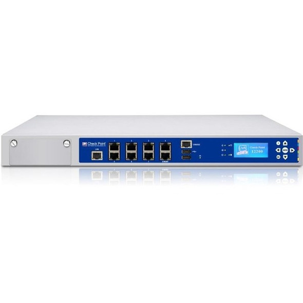 Check Point 12200 High Availability Firewall - CPAP-SG12200-NGTX-HPP