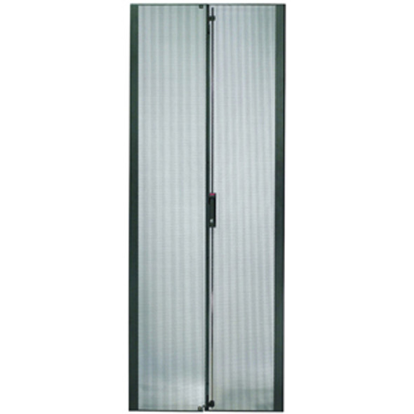 APC NetShelter SX 42U Perforated Split Door - AR7100
