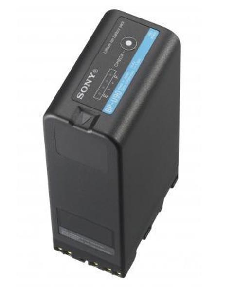 Sony BP-U90 - Battery - Li-Ion - 85 Wh - for XDCAM PMW-300, PXW-FS5, FS5K, FS5M2, FS5M2K, FS7, FS7K, X160, X180, X200, Z190, Z280