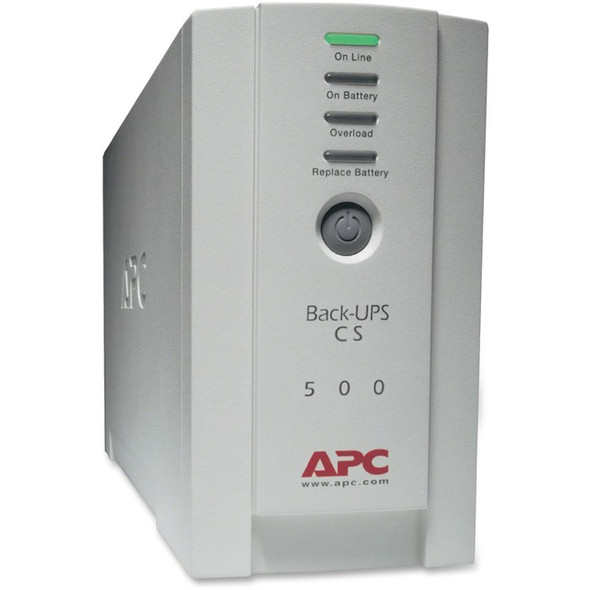 APC Back-UPS CS 500VA - BK500