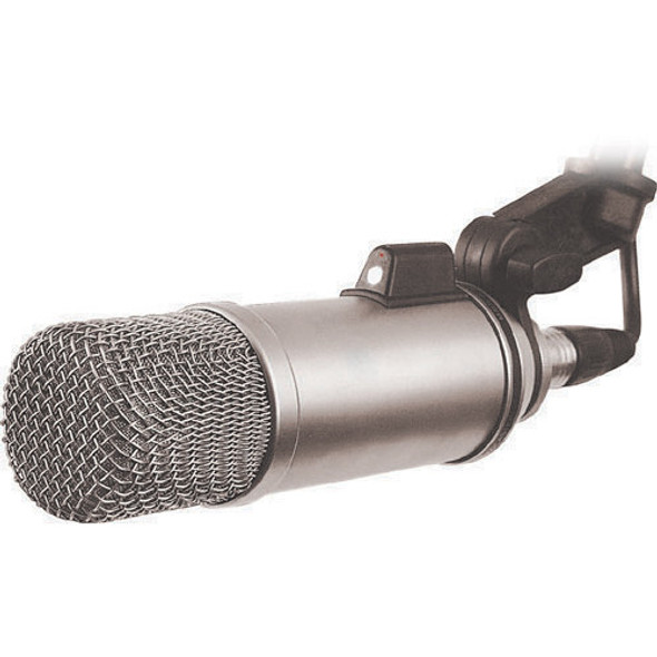 RODE Microphones Broadcaster Precision Large Diaphragm Condenser Microphone