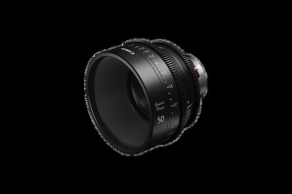 Canon SUMIRE PRIME CN-E50mm T1.3 FP X (PL Mount) Lens
