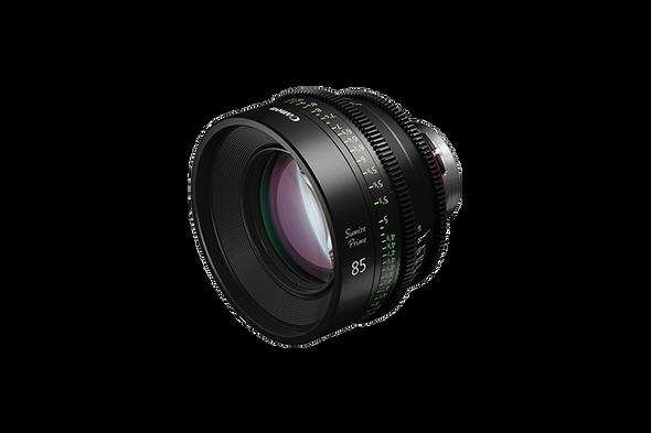Canon SUMIRE PRIME CN-E85mm T1.3 FP X (PL Mount) Lens