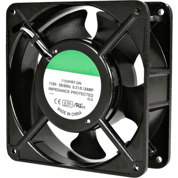 StarTech 12cm AC Fan Kit for Server Rack Cabinet - ACFANKIT12