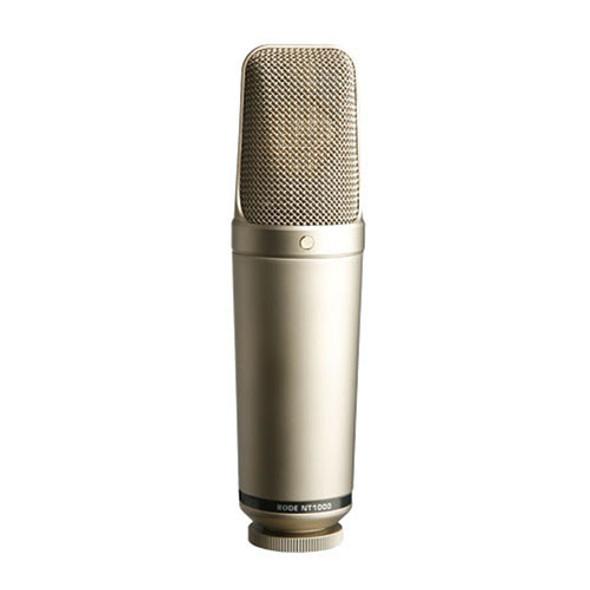 """RODE Microphones NT1000 Versatile 1"""" Studio Condenser Microphone"""