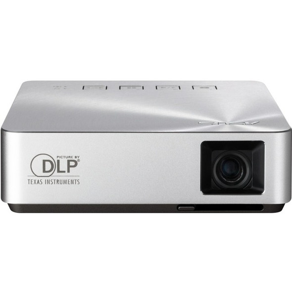 Asus S1 DLP Projector - 4:3 - Silver - S1