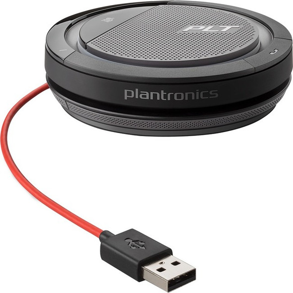 Plantronics Calisto 3200 Portable Personal Speakerphone with 360 Audio - 210901-01
