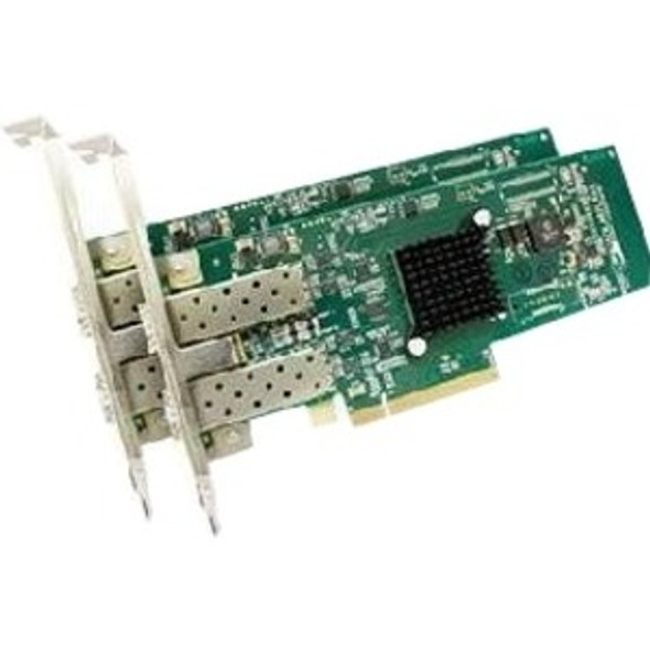 AddOn 100Mbs Single Open ST Port 2km MMF PCIe x1 Network Interface Card - ADD-PCIE-ST-FX