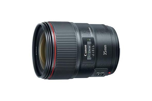 Canon EF 35mm f/1.4L II USM Wide Angle Single Focus Lens
