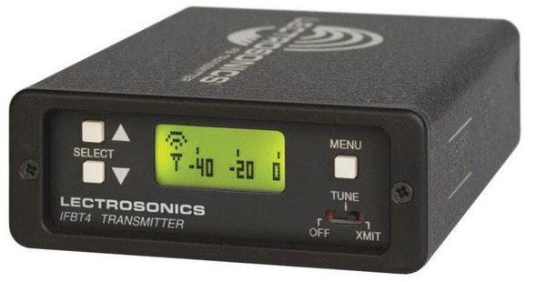 Lectrosonics Frequency Agile IFB Digital Hybrid Wireless Transmitter 19
