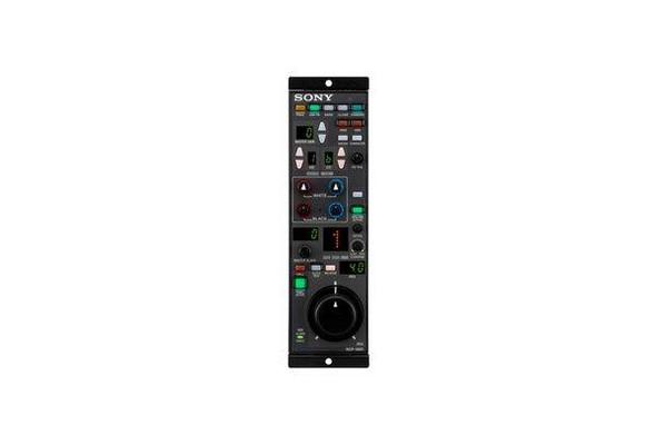 Sony RCP-1001 - Rack remote control panel - for Sony HDC-1700, 1700 3G, 3100, 3170, 3500, HXC-FB80, XDCAM PXW-X320, X400, X500, Z450