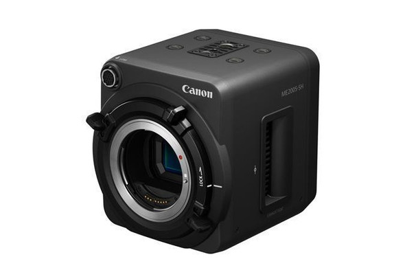 Canon 8.29MP Multi-Purpose Camera with Power Connector