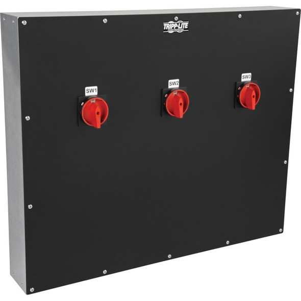Tripp Lite UPS Maintenance Bypass Panel for SUT60K - 3 Breakers - SUT60KMBP