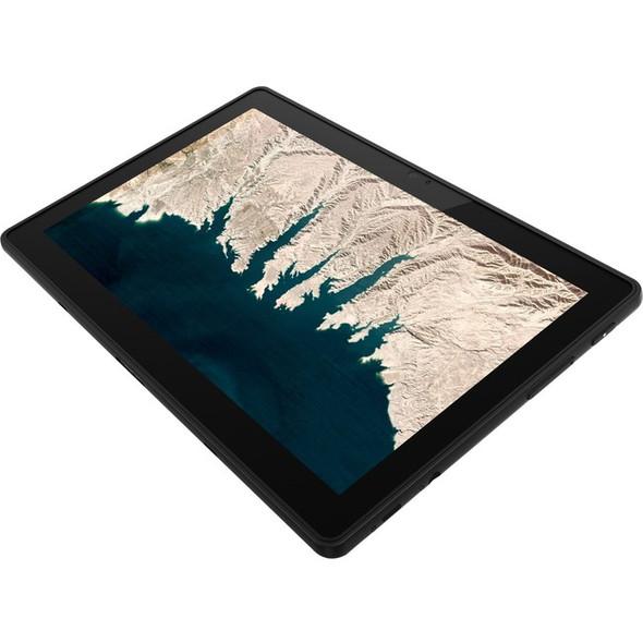 """Lenovo Chromebook 10e 82AM0002US Chromebook Tablet - 10.1"""" - 4 GB RAM - 32 GB Storage - Chrome OS - Black - 82AM0002US"""