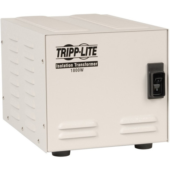 Tripp Lite Isolation Transformer 1800W Medical Surge 120V 6 Outlet TAA GSA - IS1800HG