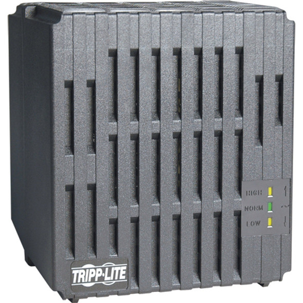 Tripp Lite 1000W Line Conditioner w/ AVR / Surge Protection 230V 4A 50/60Hz C13 2x5-15R Power Conditioner - LR1000