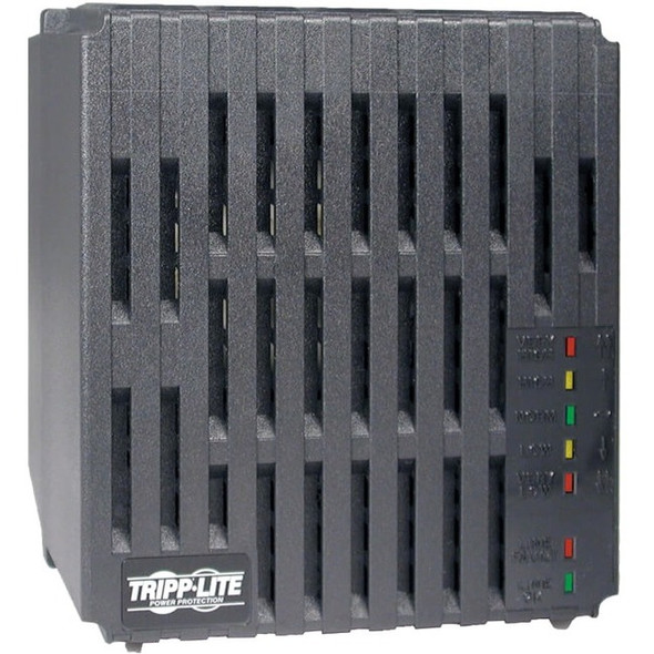 Tripp Lite 2400W Line Conditioner w/ AVR / Surge Protection 120V 20A 60Hz 6 Outlet 6ft Cord Power Conditioner - LC2400