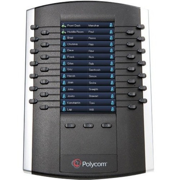 Polycom VVX Color Expansion Module - 2200-46350-025