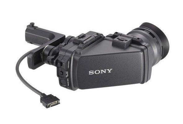 Sony DVFL350 - LCD viewfinder - for CineAlta PMW-F5, PMW-F55