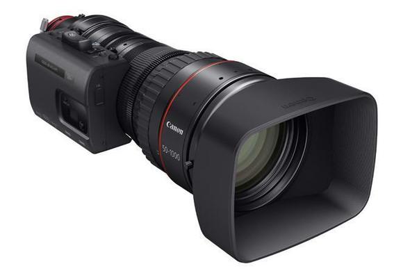 Canon CINE-SERVO 50-1000mm T5.0-8.9 EF Ultra Telephoto Zoom Lens