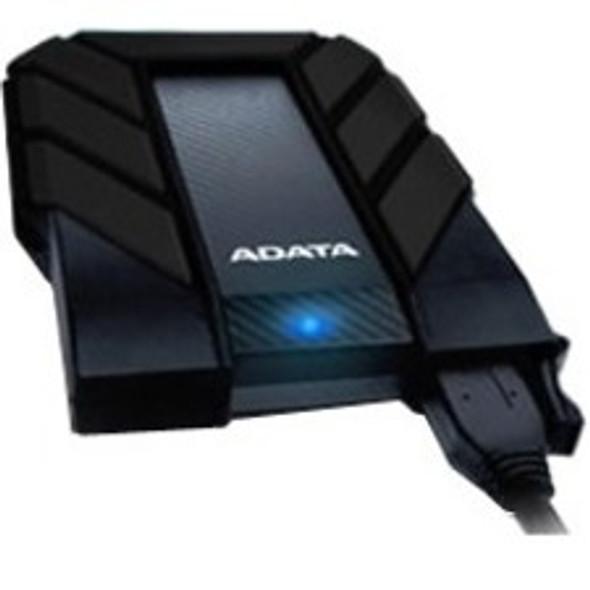 Adata HD710 Pro 2 TB Portable Hard Drive - External - Black - AHD710P-2TU31-CBK