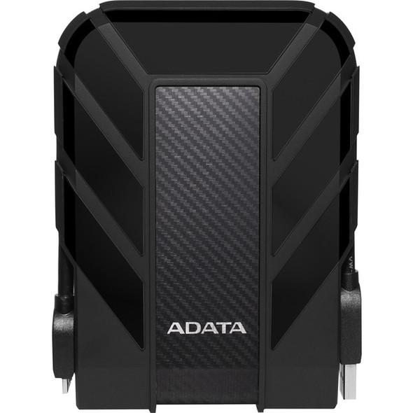 Adata HD710 Pro AHD710P-5TU31-CBK 5 TB Portable Hard Drive - External - Black - AHD710P-5TU31-CBK