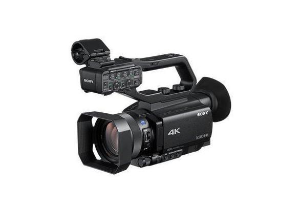 Sony XDCAM PXW-Z90V - Camcorder - 4K / 30 fps - 20.0 MP - 12x optical zoom - Carl Zeiss - flash card - NFC, Wi-Fi