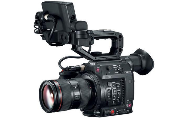 Canon EOS C200 24-105 II Digital Cinema Production Camera Kit